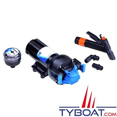 Jabsco - Pompe de lavage HotShot 24 Volts - 22,7 Litres/min (sans tuyau)