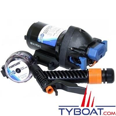 Jabsco - Pompe de lavage PAR-MAX 4.0 - 32605-0394 - Débit 15 L/minute - 24 volts