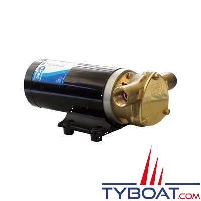 Jabsco - Pompe de transfert Maxi Puppy 3000 - 23610-3103 - 45 Litres/minute - 24 Volts
