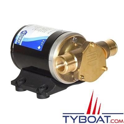 Jabsco - Pompe de transfert Mini Puppy 23620-4103 - 6 Litres/minute - 24 Volts