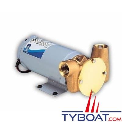 Jabsco - Pompe de transfert Utility Puppy 2000 - 23920-2403 - 38 Litres/minute - 12 Volts