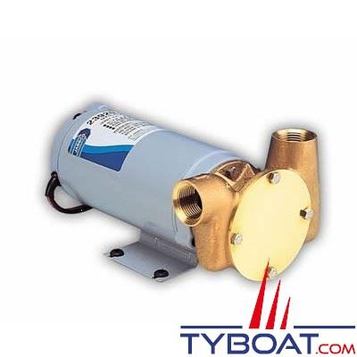 Jabsco - Pompe de transfert Utility Puppy 2000 - 23920-2503 - 38 Litres/minute - 24 Volts