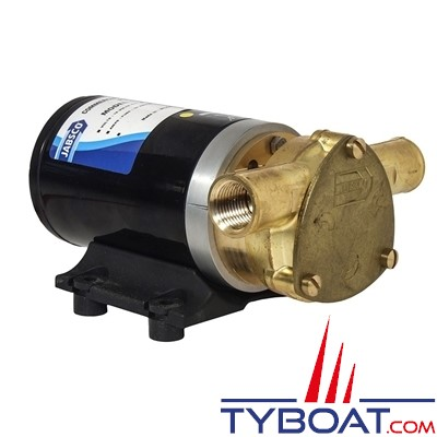 Jabsco - Pompe de transfert Water Puppy 23680-4003 - 35 Litres/minute - 12 Volts
