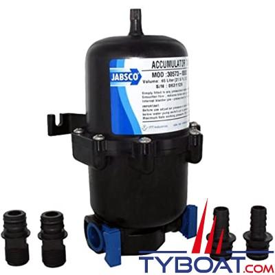 Jabsco - Vase d'expansion membrane interne - 0,65 litres - 30573-0003