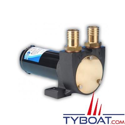 Jabsco - VR100-1120 - Pompe de transfert à palettes - 100 Litres / minute - H.P. 24 Volts