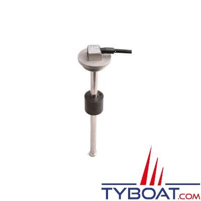 Jauge mixte eau / carburant Wema S3-E250  longueur  250 mm