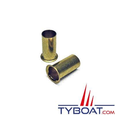 Jeu de support pour tuyau direction hydraulique Vetus Ø6mm (x20 pièces)