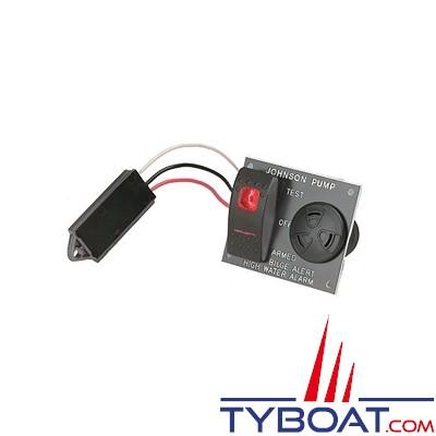 Johnson Pump - Alarme de cale et tableau de commande - 24 Volts