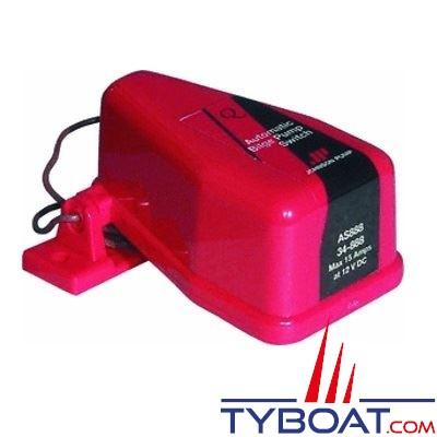 Johnson Pump - Contacteur à bille AS888 - 12/24/32 Volts