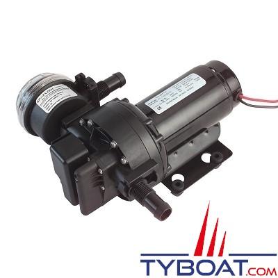 Johnson Pump - Groupe d'eau Aqua Jet Flow Master WPS 5 - 19 Litres/minute - Contrôle electronique - 24 Volts