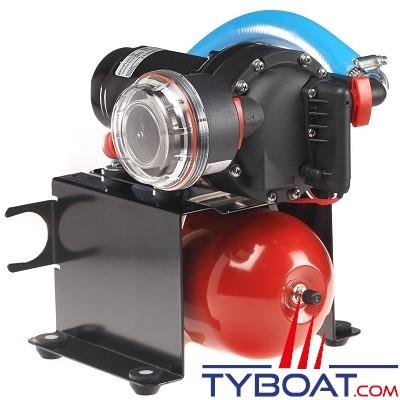 Johnson Pump - Groupe d'eau Compact Uno WPS 3.5 - 13 Litres/minute - 12 Volts