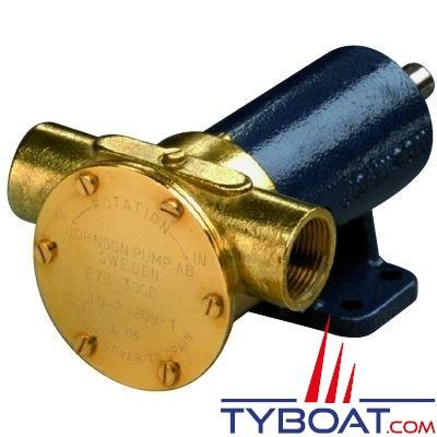 Johnson pump - Pompe arbre nu - F5B-3000 - 3/4