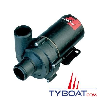 Johnson Pump - Pompe de circulation CM10P7-1 - 12 Volts - 18.5 Litres/Minute - Diamètre Ø 20