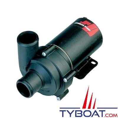 Johnson Pump - Pompe de circulation CM10P7-1 - 24 Volts - 18.5 Litres/Minute - Diamètre Ø 20