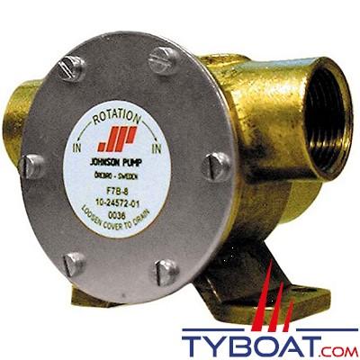 Johnson pump - Pompe type F35B - 8 - 3/8' - Sans poulie - 4/20 litres/minute - 10-24569-01