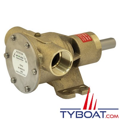 Johnson pump - Pompe type F7B - 8 - 1