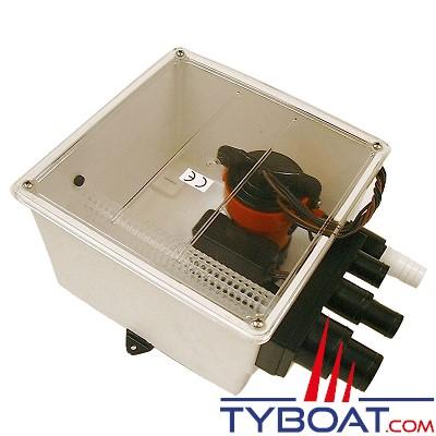 JOHNSON PUMPS - SPXFLOW - Système d'évacuation de douche - 12 volts - 38 litres / minute