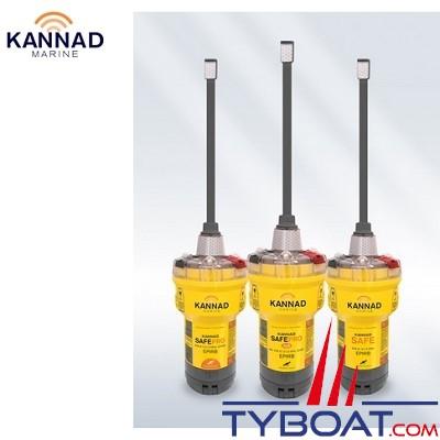 Kannad - EPIRB's - SAFE - Largueur hydrostatique - Déclenchement lors du contact à l'eau
