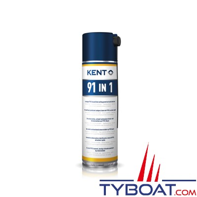 Kent Europe - Lubrifiant 91 in 1 - Aérosol 500 ml