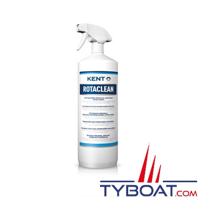 Kent Europe - Nettoyant Rotaclean - Spray 1 litre