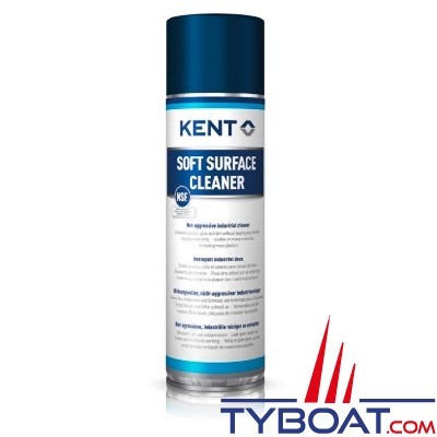 Kent Europe - Nettoyant Soft Surface Cleaner - 500ml