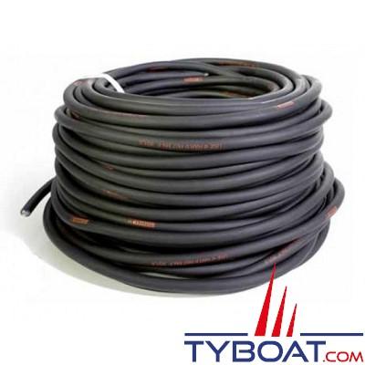 Câble multiconducteurs TITANEX H07RN-F 5 X 1,5mm² - par 25 mètres