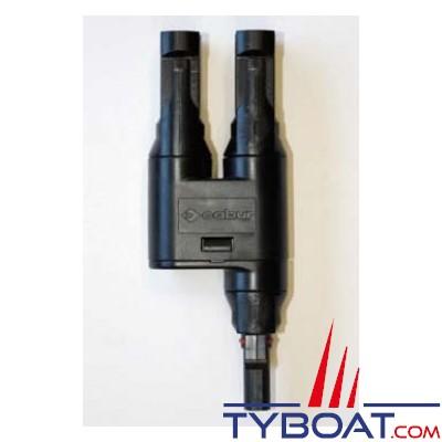 TYBOAT - Connecteurs Y Connecteur mâle / femelle-femelle