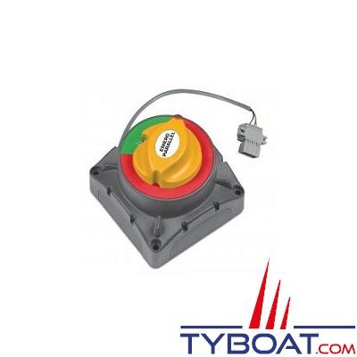 BEP Marine - Coupleur de batteries électrique 12/24 Vdc - 500 Ampères continu