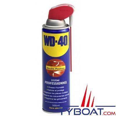 WD40 - Dégrippant aérosol 500ml - carton de 6