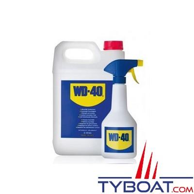 WD40 - Dégrippant bidon 5l+pulvérisateur