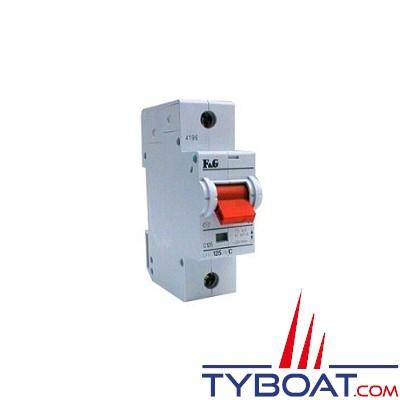 Disjoncteur différentiel 1 pôle 125A