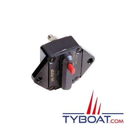 COOPER BUSMANN - Disjoncteur thermique 1 pôle 100A encastré