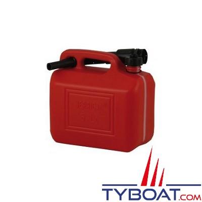 Jerrican carburant 20 Litres - Plastique
