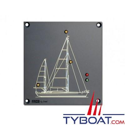 KENT MARINE - Module feux nav. voilier 2 mâts