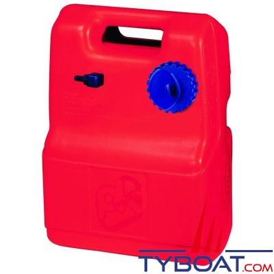 Nourrice carburant - 12 Litres - Plastique