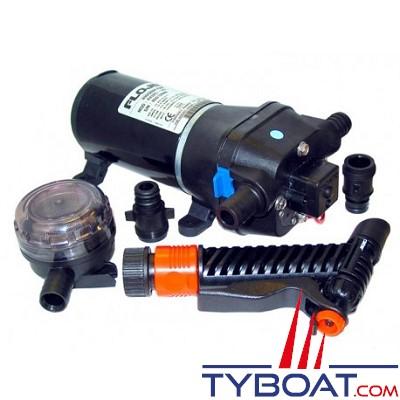 Flojet - Pompe automatique de lavage QUAD II - 17L/min 12V - R4325143L