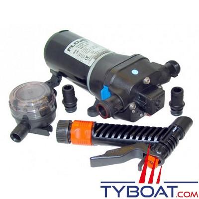 Flojet - Pompe autotomatique de lavage QUAD II - 17L/min -24V - R4325343L