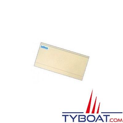 Indel - Porte évaporateur pour réfrigérateur CR 49/65/85/130 INOX