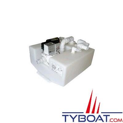 Sealand - Réservoir eaux usées 38l pompe vidange 12V