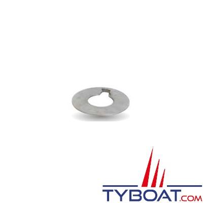 KENT MARINE - Rondelle frein inox Ø 20 - 22 - 25 mm