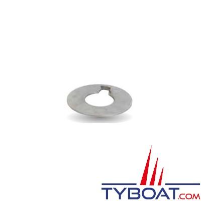Rondelle frein inox - Ø 20 - 22 - 25 mm