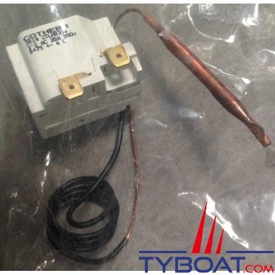 INDEL ISOTEMP - SEA00041LA - Thermostat de régulation pour chauffe-eau  modèles BASIC et SLIM