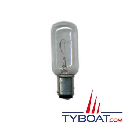 douille pour ampoule bay15d double contact kent marine. Black Bedroom Furniture Sets. Home Design Ideas