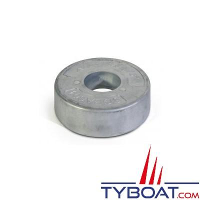 Anode zinc rondelle Ø140mm Baglietto/Couach