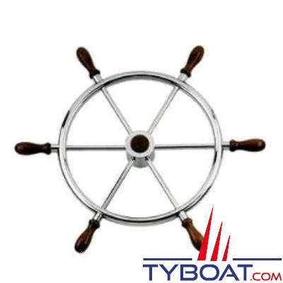 Barre à roue inox Ø500 cône 17,1/19