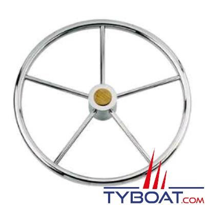 Barre à roue inox Ø600 cône 19,3/22