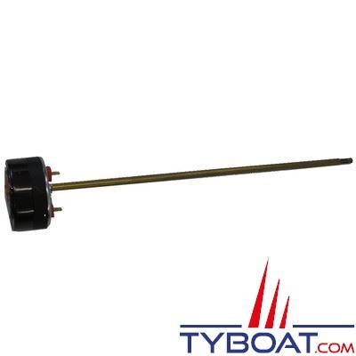Quick - Bi thermostat plongeur longueur 270 mm pour chauffe-eau Quick et SIGMAR