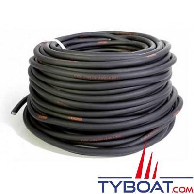 Câble multiconducteurs HO7RN-F - 5x1,5mm² - 25 mètres