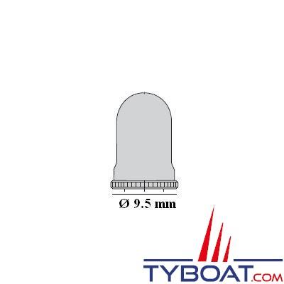 Capuchon étanche pour disjoncteur ETA Ø 9.5mm