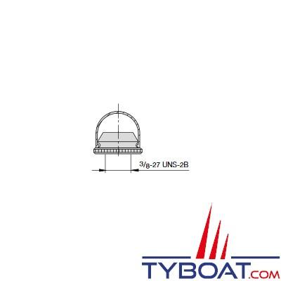 Capuchon étanche pour disjoncteur ETA série 1658